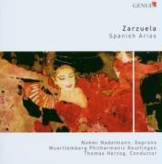 Zarzuela-Span.Operettenarien