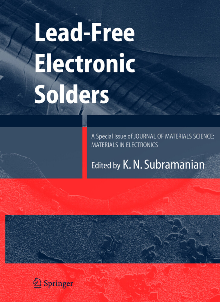 Lead-Free Electronic Solders als Buch von