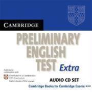 Cambridge Preliminary English Test Extra Audio CD Set (2 Cds)