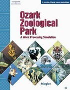 Ozark Zoological Park: A Word Processing Simulation