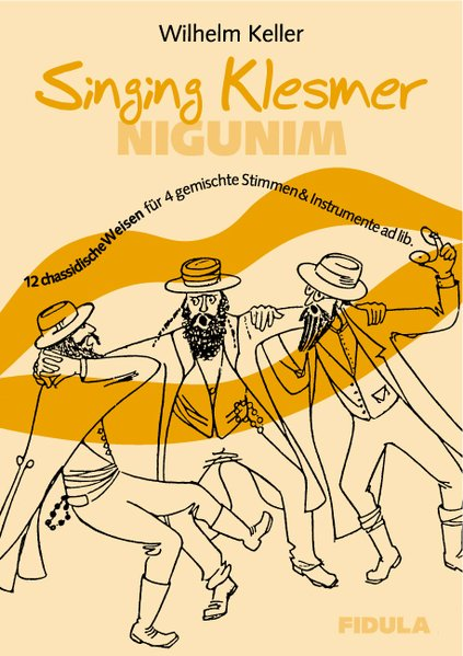Singing Klesmer - Nigunim als Hörbuch
