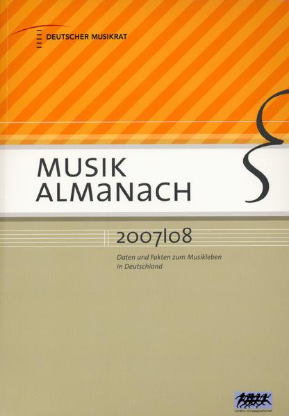 Musik Almanach 2007/08 als Buch von