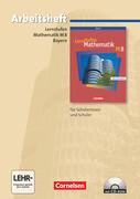 Lernstufen Mathematik. Hauptschule Bayern. Neue Ausgabe 8. Jahrgangsstufe.Arbeitsheft mit Lösungsteil und CD