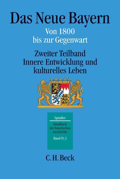 Das Neue Bayern von 1800 bis zur Gegenwart. Teilbd.2 als Buch