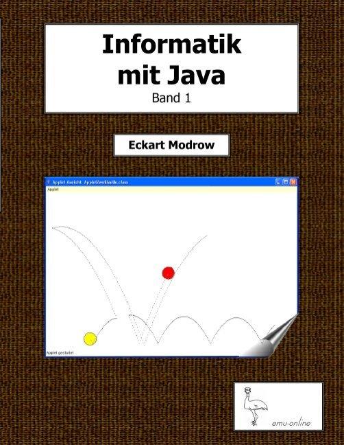 Informatik mit Java - Band 1 als Buch von Eckar...