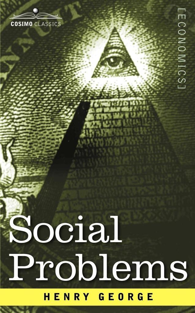 Social Problems als Taschenbuch