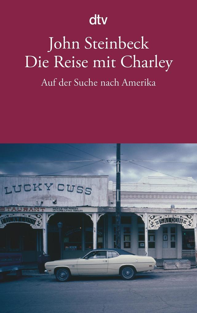 Die Reise mit Charley als Taschenbuch