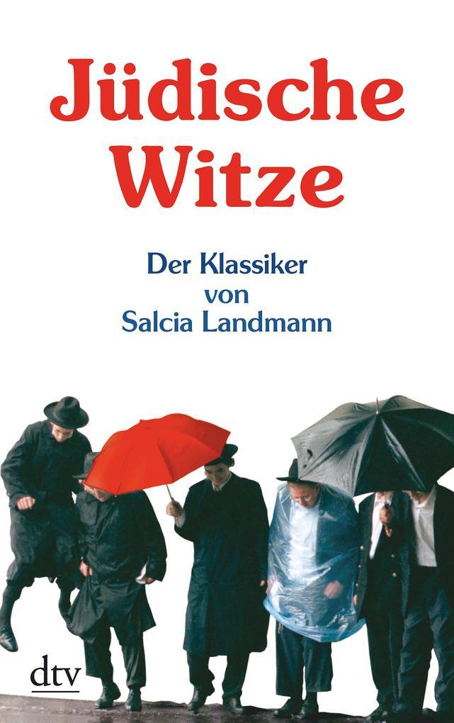 Jüdische Witze als Taschenbuch von Salcia Landmann