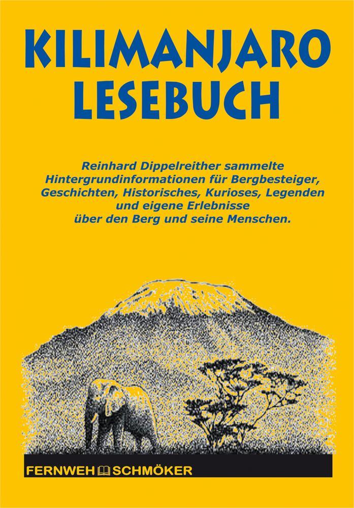 Kilimanjaro Lesebuch als Buch
