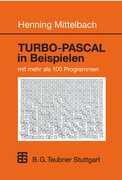 TURBO-PASCAL in Beispielen