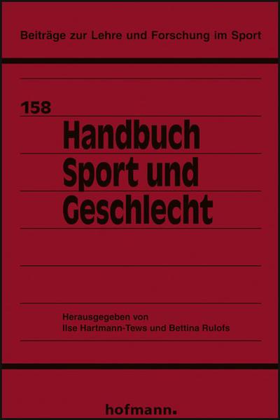 Handbuch Sport und Geschlecht als Buch von Ilse...