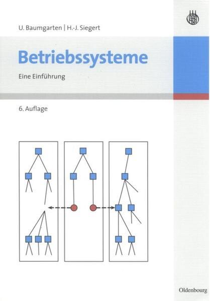 Betriebssysteme als Buch von Uwe Baumgarten, Ha...