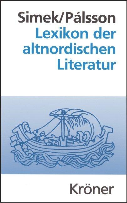 Lexikon der altnordischen Literatur als Buch