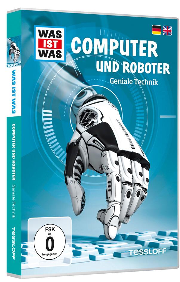 Was ist Was TV. Computer und Roboter / Computer...
