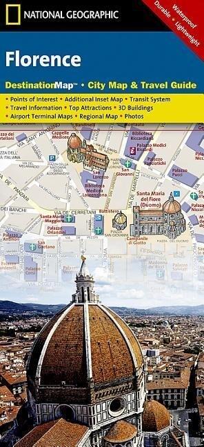 Florence als Buch von National Geographic Maps