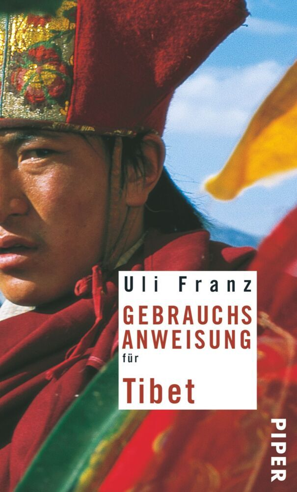 Gebrauchsanweisung für Tibet als Taschenbuch vo...