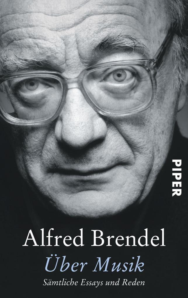 Über Musik als Taschenbuch von Alfred Brendel