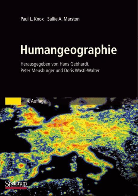 Humangeographie als Buch