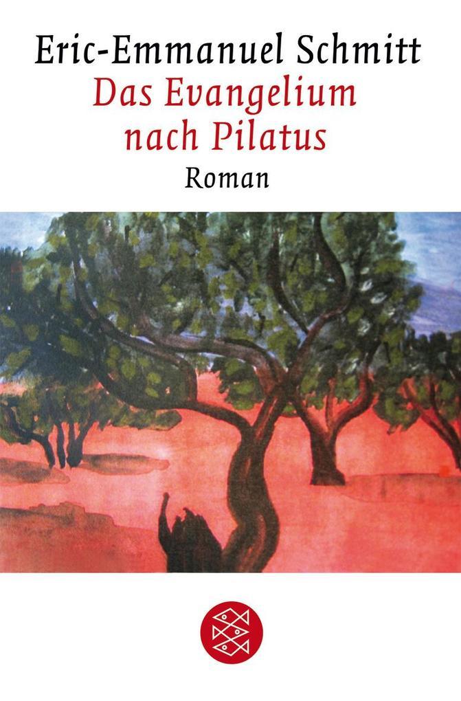 Das Evangelium nach Pilatus als Taschenbuch
