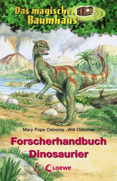 Das magische Baumhaus. Forscherhandbuch Dinosaurier als Buch