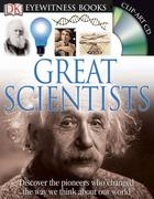 DK Eyewitness Books: Great Scientists [With Clip-Art CD]