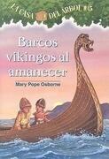 Barcos Vikingos al Amanecer
