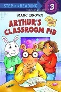 Arthur's Classroom Fib [With Stickers]