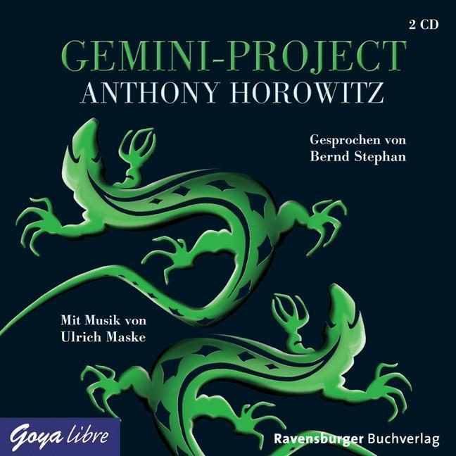 Gemini Project. 2 CDs als Hörbuch