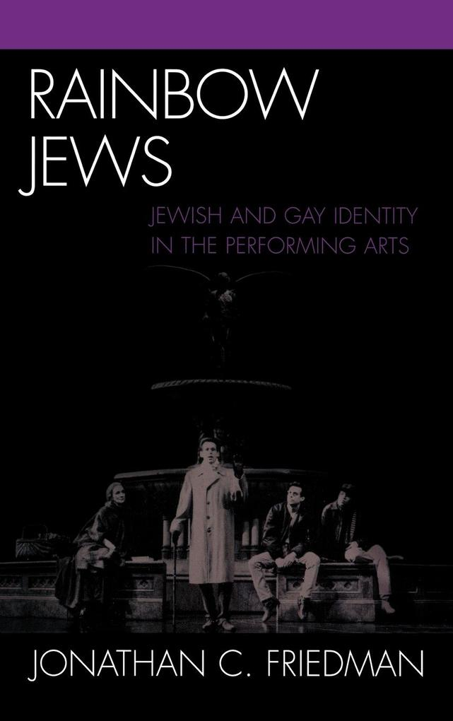 Rainbow Jews als Buch (gebunden)