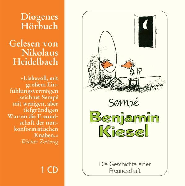 Benjamin Kiesel als Hörbuch