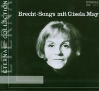 Brecht-Songs Mit Gisela May