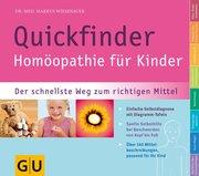 Quickfinder Homöopathie für Kinder