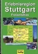 Erlebnisregion Stuttgart Freizeitatlas 1 : 150. 000