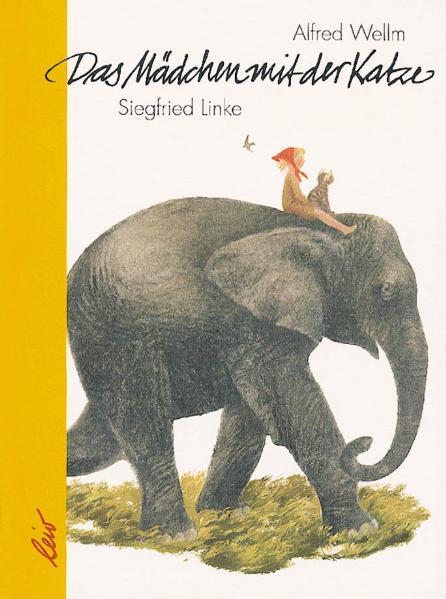Das Mädchen mit der Katze als Buch von Alfred W...
