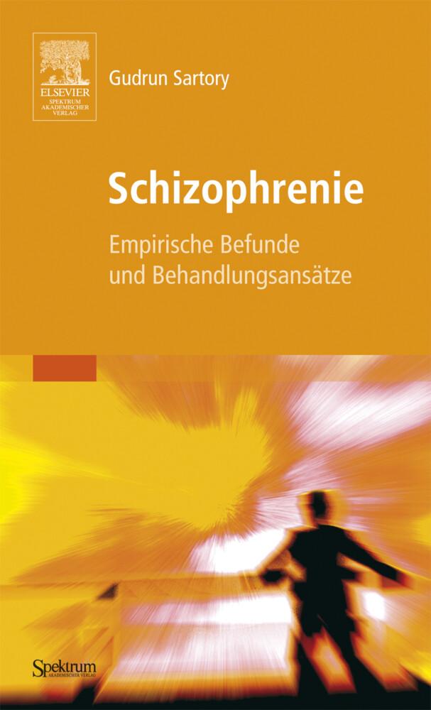 Schizophrenie als Buch von Gudrun Sartory