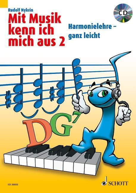 Mit Musik kenn ich mich aus - Band 2 als Buch v...