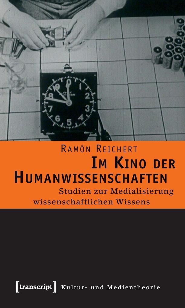 Im Kino der Humanwissenschaften als Buch von Ra...