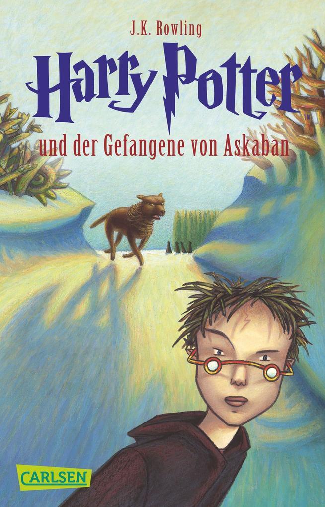 Harry Potter 3 und der Gefangene von Askaban als Taschenbuch