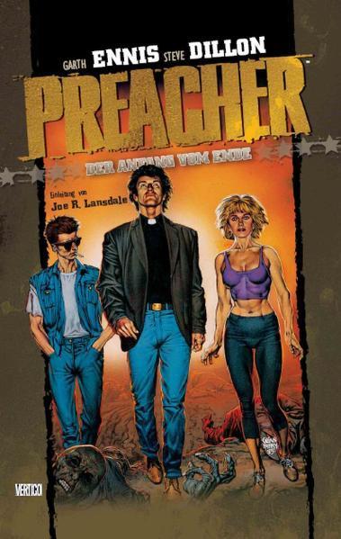 Preacher 01 - Der Anfang vom Ende als Buch