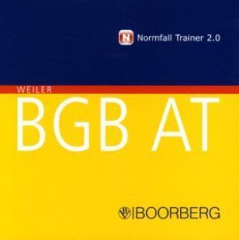 BGB Allgemeiner Teil. CD-ROM