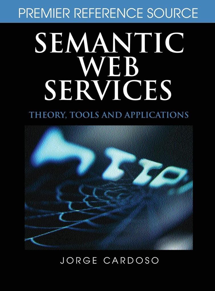 Semantic Web Services als Buch von