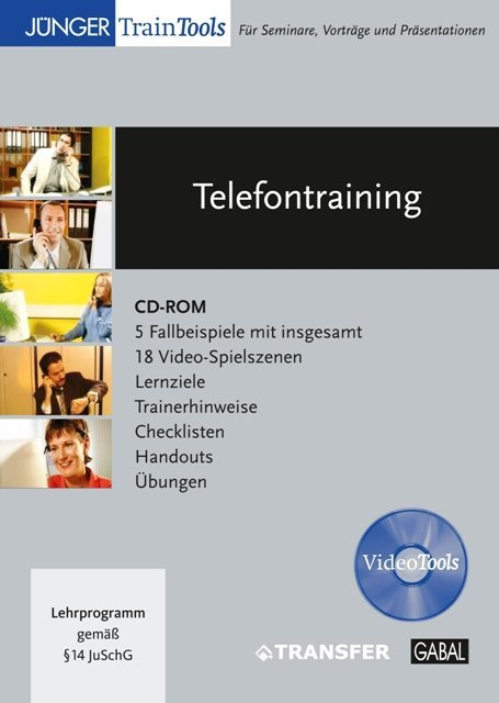 Telefontraining (VideoTools). CD-ROM