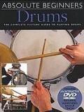 Absolute Beginners - Drums: Book/DVD Pack