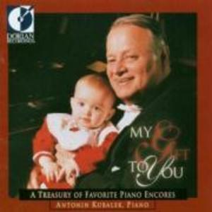 Favorite Piano Encores