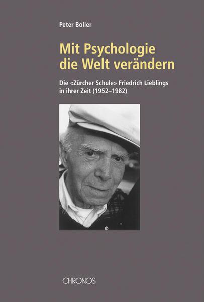 «Mit Psychologie die Welt verändern» als Buch v...