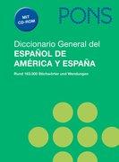 PONS Diccionario de uso del espanol de America y Espana