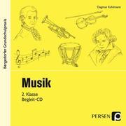 Musik 2. Klasse. CD