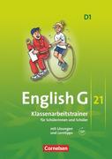 English G 21. Ausgabe D 1. Klassenarbeitstrainer mit Lösungen und Audios online