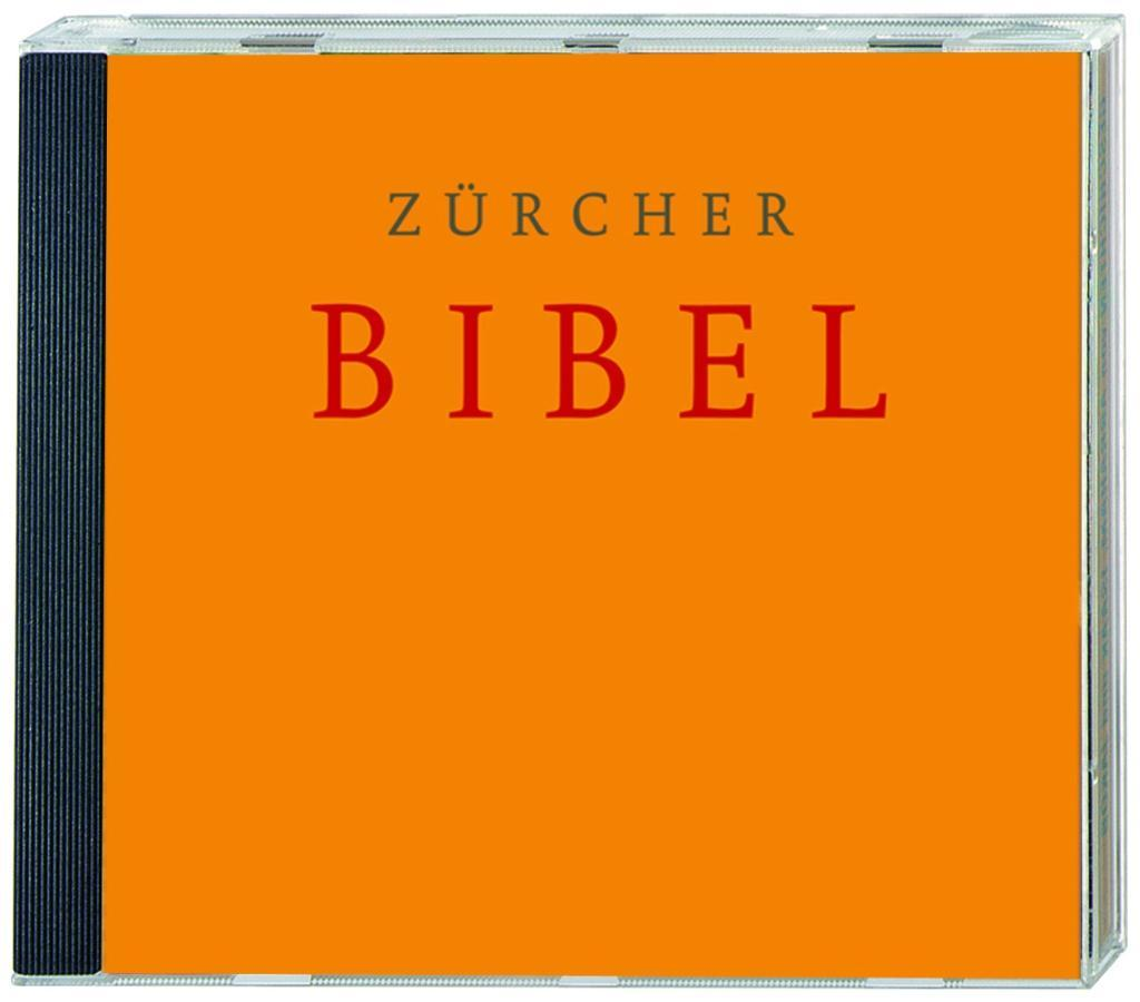 Zürcher Bibel / CD-ROM für Windows Vista/XP/200...