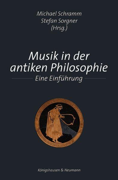 Musik in der antiken Philosophie als Buch von